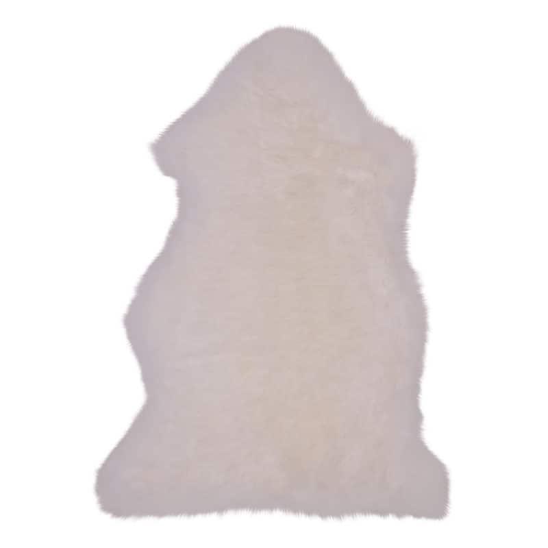 Neuseeland Lammfell weiß