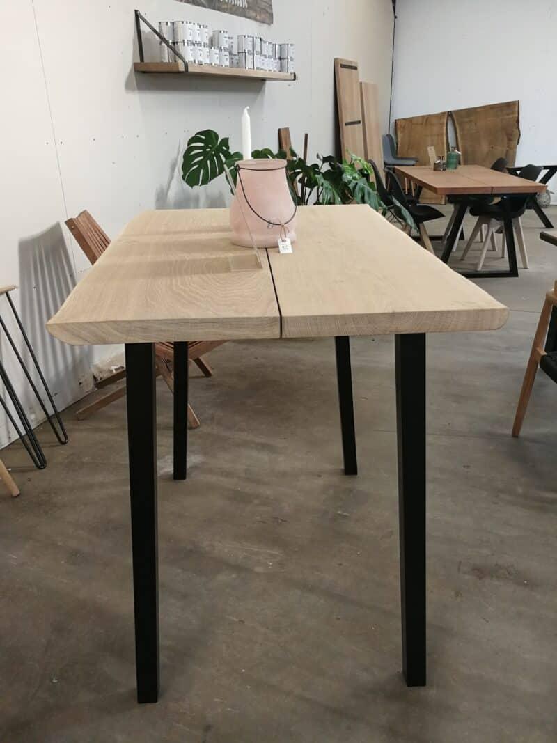 Hochtisch Eiche mit Tischbeinen Hochtisch 4 Stück. Hochtisch Eiche mit Tischbeinen Hochtisch 4 Stück.