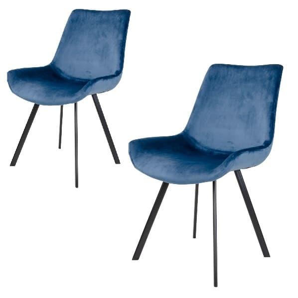 Esszimmerstuhl Dagmar Blue
