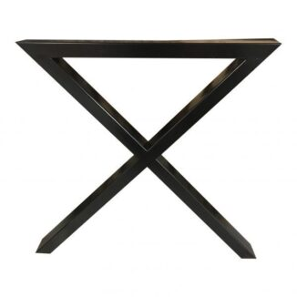 Querrahmen für Holztische, Tischbeine für Esstisch.
