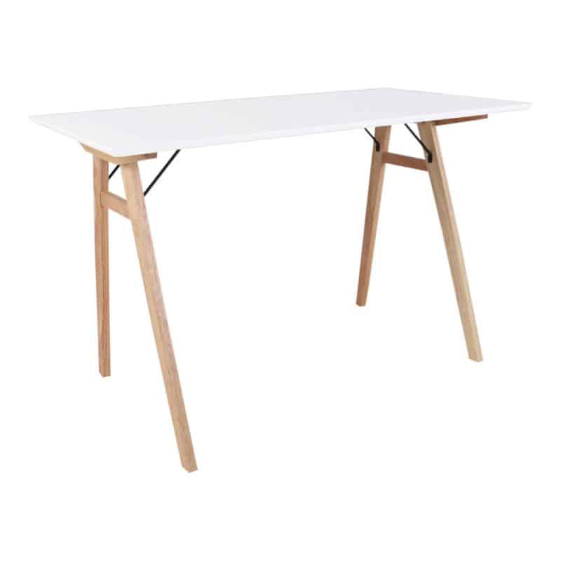 Vojens Schreibtisch weiß