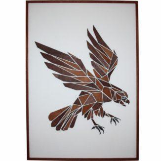 Adler-Motiv-træmotiv