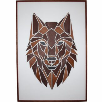 Wolf Motiv-træmotiv