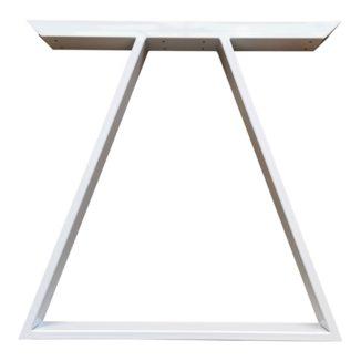 Dreiecksrahmen weiß