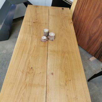 Holztisch zB 90x200 Schrägpfosten