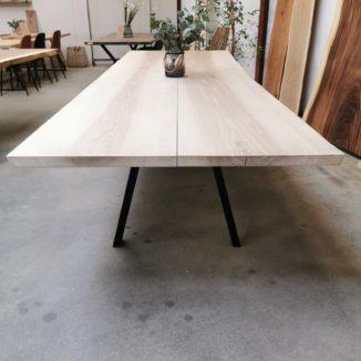 Holzbrett in Box 113x350 cm