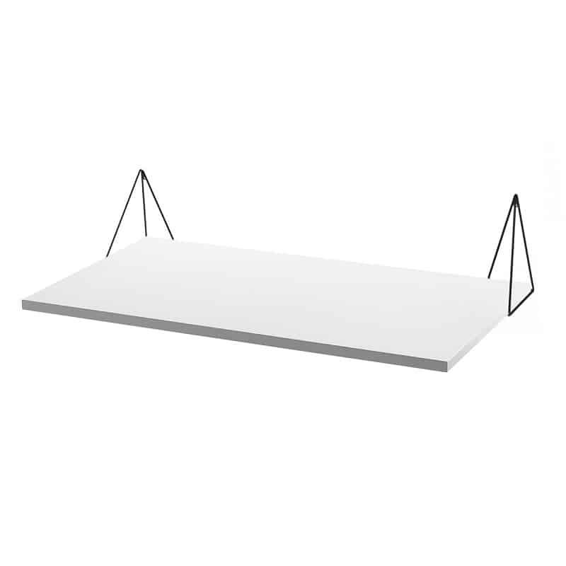 Schreibtisch - MAZE - Weiss
