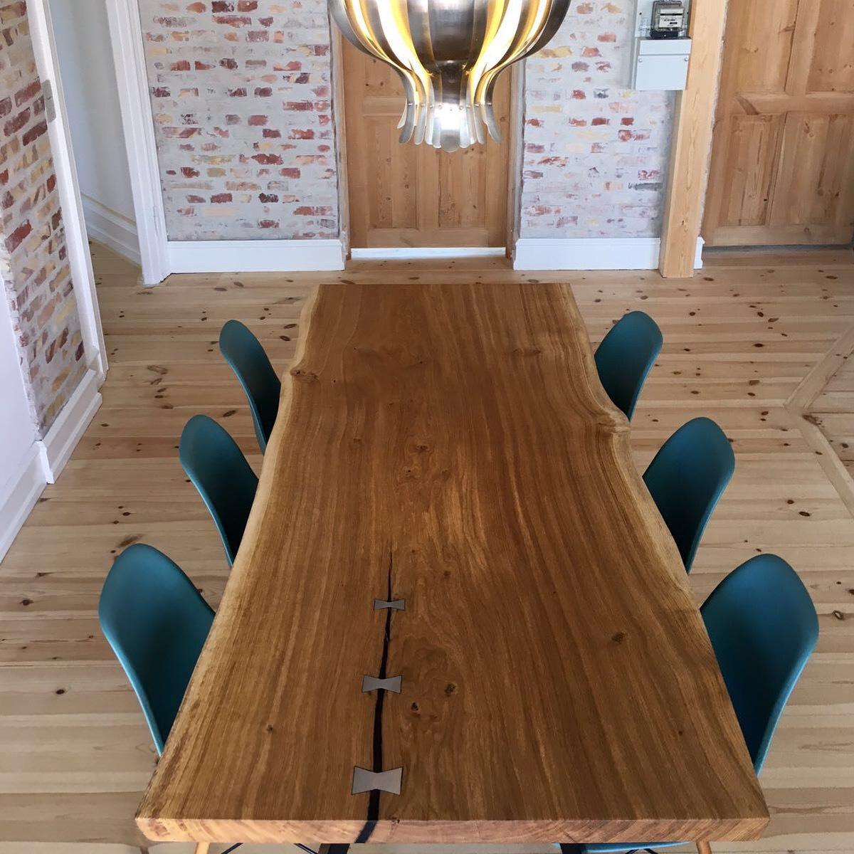 plankebord-en planke-natur