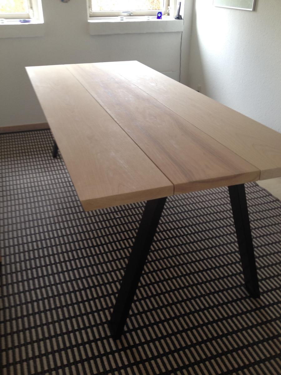 Plankebord ask hvud-olie